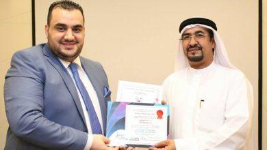 Photo of تكريم المستشار ورجل الأعمال الجزائري أحمد العمراوي في الإمارات